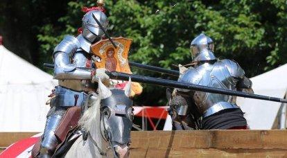 Wie sie im mittelalterlichen Europa versuchten, das Bild des Ritters zu verändern