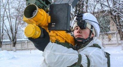 """"""" Verba""""と"""" Barnaul-T"""":近距離での部隊の保護"""