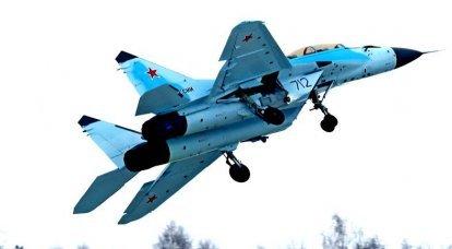 En yeni savaşçı MiG-35'in etkileyici yetenekleri