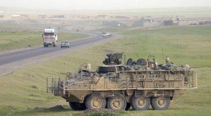 Sous un nom héroïque. Le principal véhicule blindé de transport de troupes de l'armée américaine