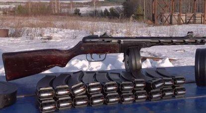 Von welchen sowjetischen Waffen die Nazis gut sprachen: einige Beispiele