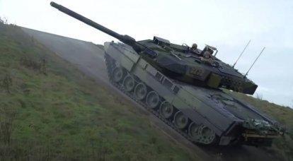 """""""Salto através da geração"""": o exército húngaro substitui os tanques soviéticos por """"leopardos"""""""