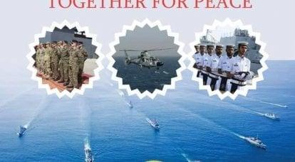 Exercícios AMAN-2021. Convite do Paquistão e impasse político