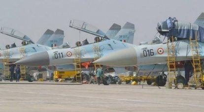 "Индия модернизирует  Су-30МКИ под ракеты ""БраМос"""