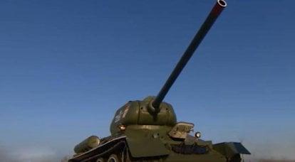卡图科夫的坦克乘员如何在奥勒尔号附近首次遇到古德里安的第4师