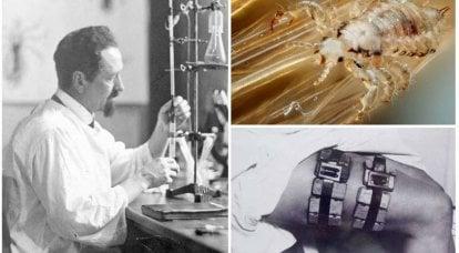 Typhus 1941-1944: bakteriologische Kriegsführung