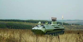 俄罗斯防空收购Fangs  -  Barnaul-T自动化套件
