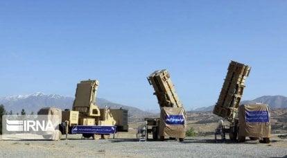 """सैम """"Khordad-15»। ईरान के लिए नया सैन्य-राजनीतिक उपकरण"""
