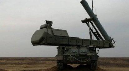 Il ministero della Difesa ha mostrato un video delle esercitazioni sull'organizzazione della difesa aerea a strati