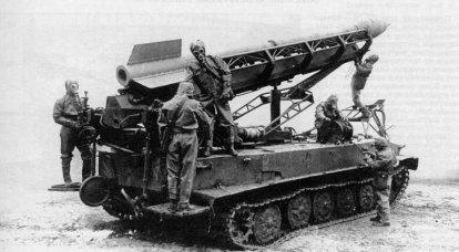 戦術ミサイルシステム2K1「火星」