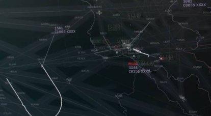 """亚美尼亚方面宣布再次击落无人机"""" Bayraktar"""",并显示其飞行路线"""