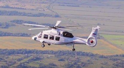 रूसी बहुउद्देश्यीय Ka-62 हेलीकॉप्टर को एक नया एवियोनिक्स नियंत्रण प्रणाली प्राप्त होगी