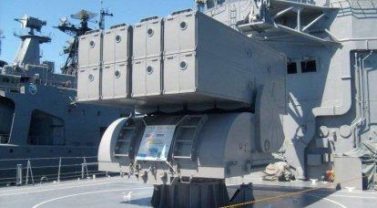 Missiles anti-sous-marins: les démons de deux éléments