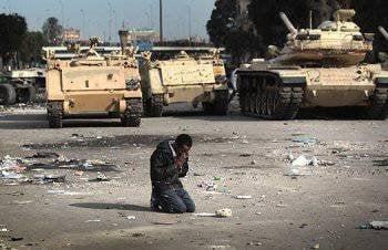 Plus récemment, l'Occident arme activement le monde arabe