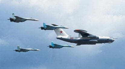 The Ministry of Defense decided to deploy A-50U AWACS aircraft in the Arctic