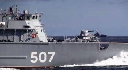 "Mine ship ""Alexander Obukhov"" - a new word in marine engineering"