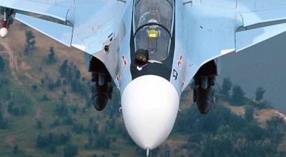 """Çin, PLA Hava Kuvvetleri Su-30 avcı uçaklarının yabancı keşif uçaklarının """"yerinden edilmesi"""" hakkında bir rapor yayınladı"""