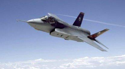 F-35ライトニングII戦闘機の初飛行試験