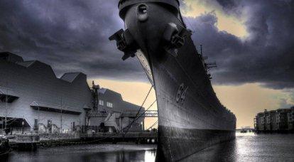 Les navires 10 qui ont secoué le monde. Première partie