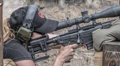 鲁格精密步枪
