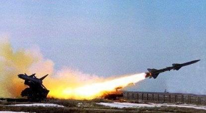 防空导弹目标
