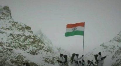 Cina e India discutono per la nona volta sul ritiro delle truppe dalla linea di controllo nel Ladakh orientale