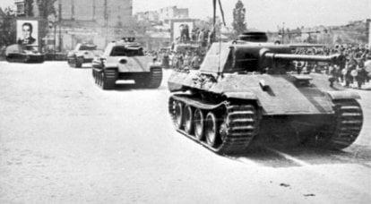 战后德国装甲车的使用