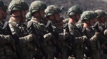 Türkei und Aserbaidschan können eine vereinte türkische Armee bilden