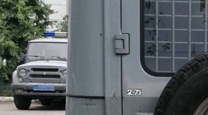 Media: Before the attack on the police department in the Voronezh region, the criminal dealt with the family of neighbors