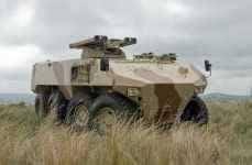 BAE系统公司在Eurosatory上展示了一款新型战车8x8