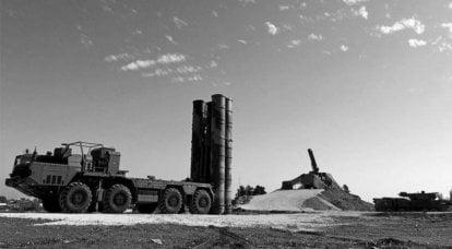 S-400会保留高级导弹防御仪器的地位吗? 叙利亚天空中的事件混合了军事观察员的地图