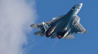 Accidente Su-57 precisamente durante las pruebas de aceptación tiene su propio plus