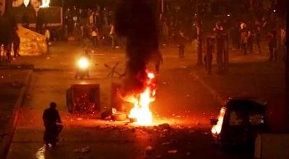 Syomin:黎巴嫩人表现出了真正的抗议,因为他们没有损失