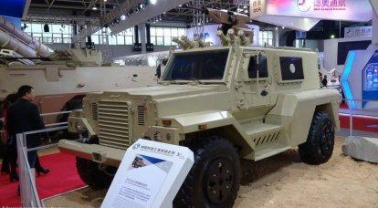 装甲车NORINCO VP11(中国)