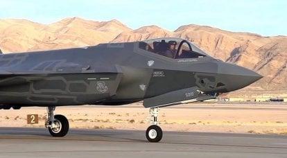 """""""Aşırı yükleme ve dokunmatik monitörlerle çalışma uyumsuz"""": pilot, F-35 avcı uçaklarıyla pilotluk yaparken karşılaşılan sorunlar hakkında konuştu"""
