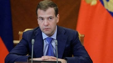 Medvedev demands to punish those responsible for disrupting state defense orders