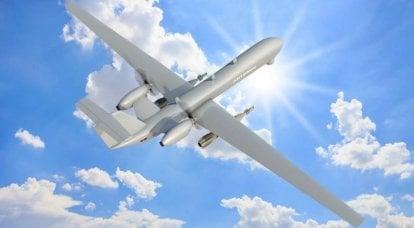 """""""Análogo de Akıncı turco"""": Ucrania tiene la intención de desarrollar un avión no tripulado de ataque pesado"""
