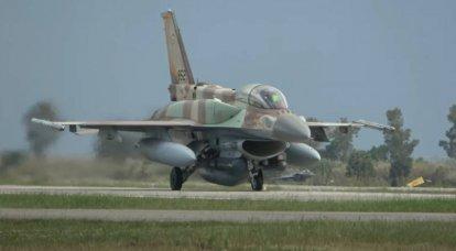 इज़राइली वायु सेना ने तुरंत लताकिया सहित सीरिया के 4 प्रांतों पर हमला किया