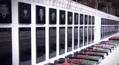 """""""Schwarzer Januar"""" - 30 Jahre: Wer ist schuld am Tod von Baku People im Januar 1990?"""