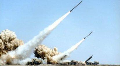 """多重发射火箭系统""""龙卷风"""""""