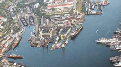 OSK rétablit la capacité de production de Sevmorzavod