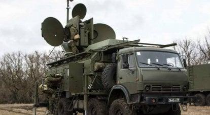 俄罗斯未来的电子战系统:将取代Krasukhe-4