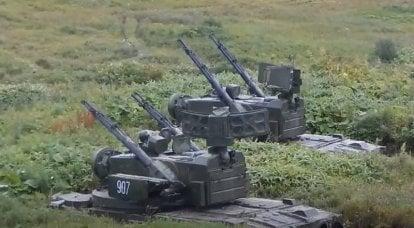 Exercícios militares de defesa anti-anfíbia ocorreram nas Kuriles