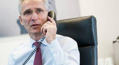 Stoltenberg : NATO는 리비아의 안보에 기여할 준비가되어 있습니다