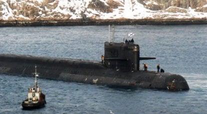 "KB""Malakhit""开发了一个深海航行器AS-31""Losharik""现代化项目"