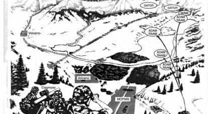 M138 Flipper Remote Mining System(米国)