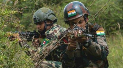L'Inde commence à transférer de l'artillerie sur la ligne de contrôle de facto dans l'Est du Ladakh