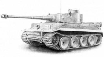 Machine de guerre d'Hitler - Troupes blindées