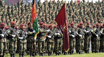 Die afghanische Armee verlor ihren letzten Außenposten im Norden des Landes
