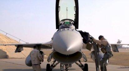 इराक में, दो अमेरिकी ठिकानों पर एक साथ गोलीबारी की गई